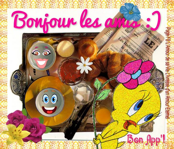 Mercredi 30 novembre Bonjou22