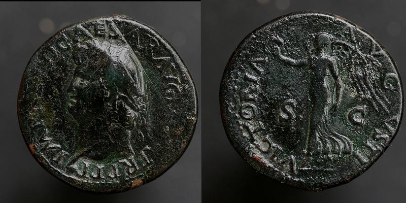 As ou dupondius de Neron à préciser Neron_10