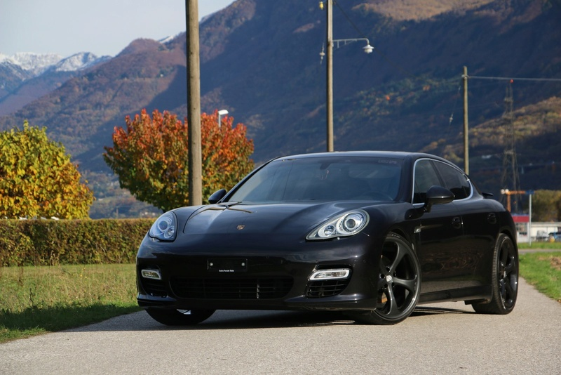 Porsche Panamera 4S, rigenerato  Img_0629