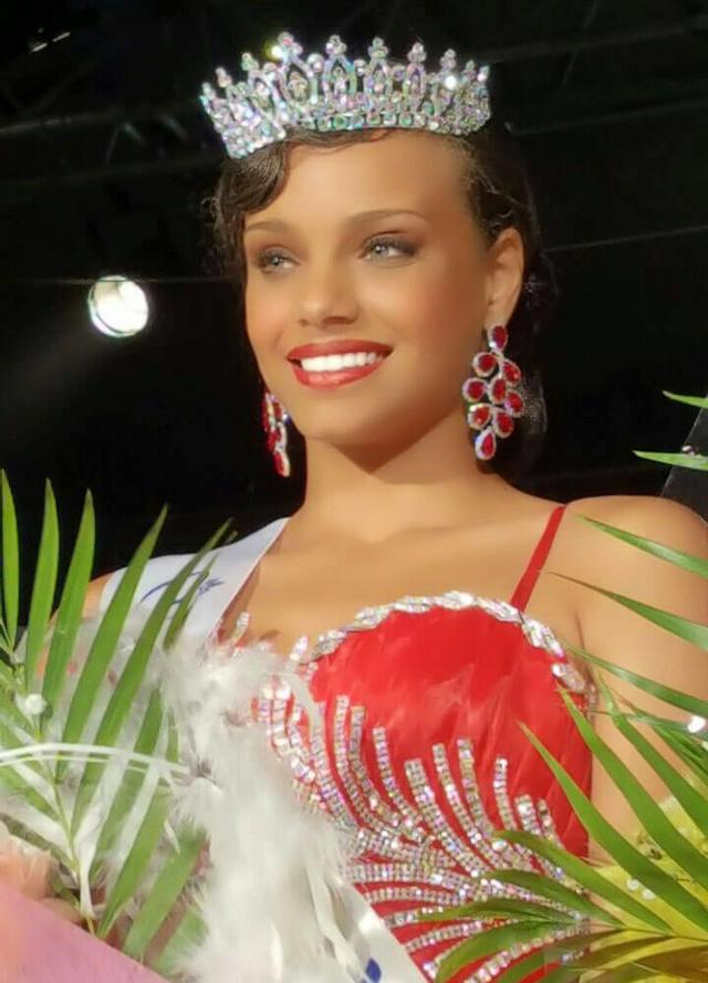 Election de Miss France 2017  Alicia11
