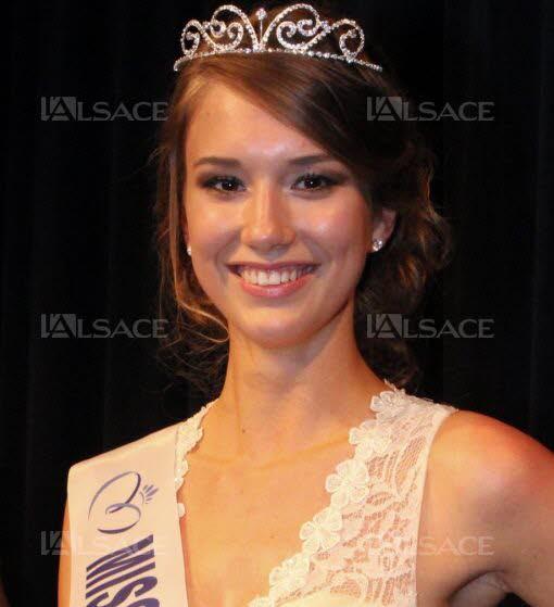 Election de Miss France 2017  Claire11