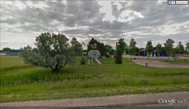 Happy rock, Gladstone, Manitoba - Canada Caillo12