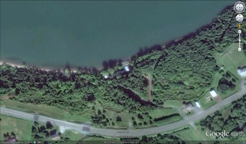 Cap-Charles, Deschaillons-sur-Saint-Laurent - Canada Cana10