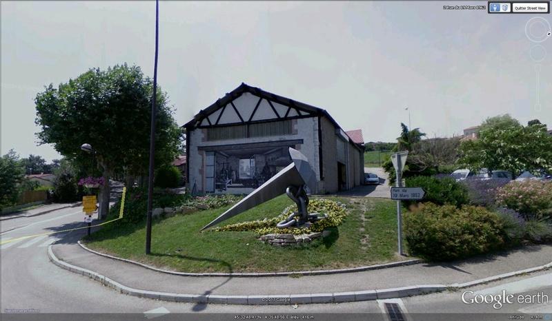 Clou géant, Saint Martin la Plaine - France Clou10