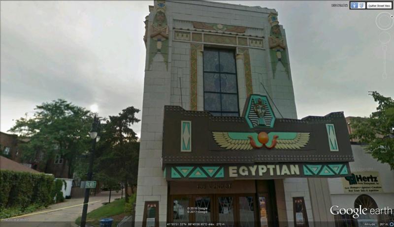 Poussière d'Egypte Antique Egyp410