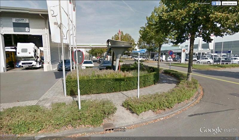 Entonnoir géant, Veenendaal - Pays Bas Entono10