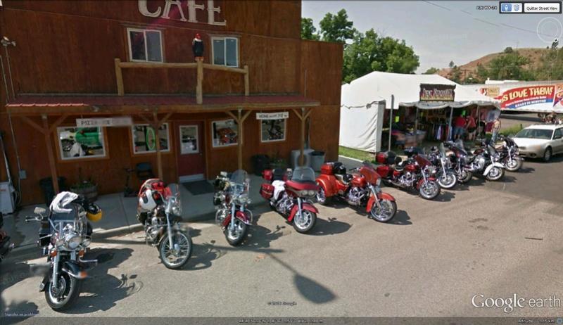 STREET VIEW : Les motos en tout genre ! - Page 5 Moto210