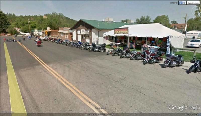 STREET VIEW : Les motos en tout genre ! - Page 5 Moto310
