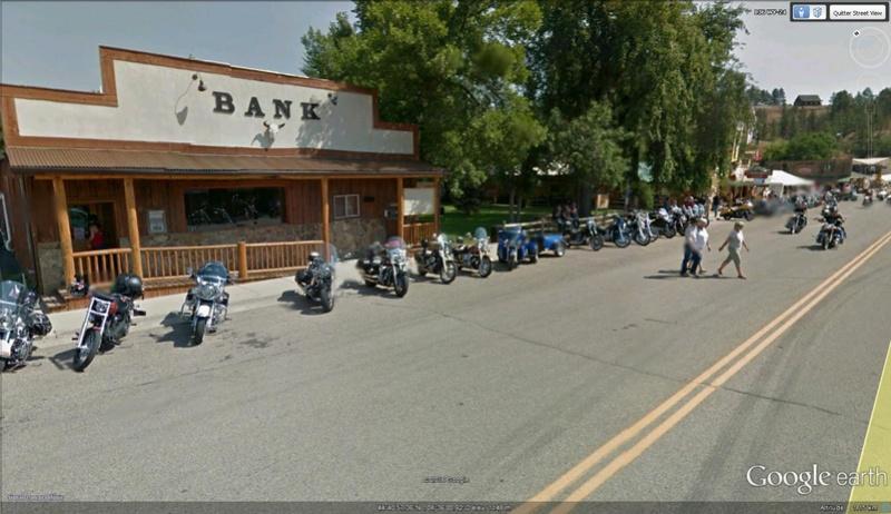 STREET VIEW : Les motos en tout genre ! - Page 5 Moto410