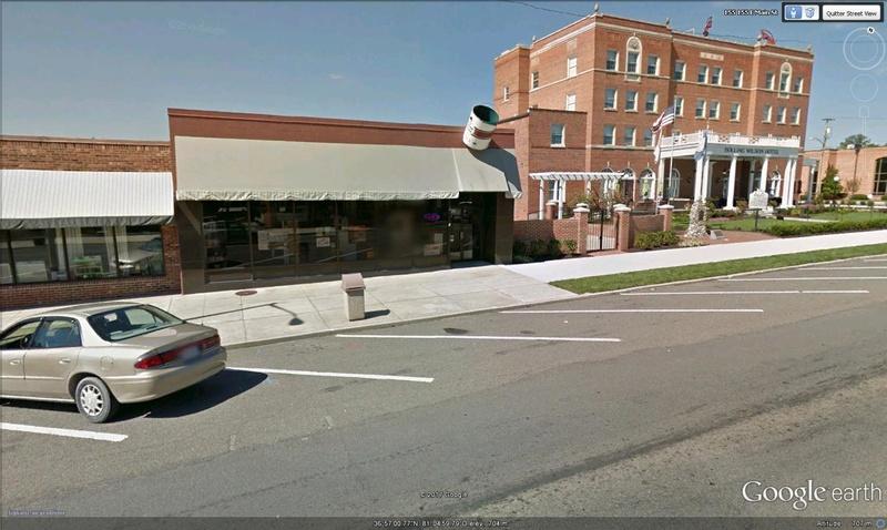 STREET VIEW : les façades de magasins (Monde) - Page 10 Pot10