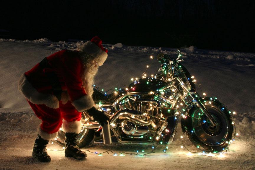 Kit LED de Noël Santa_10