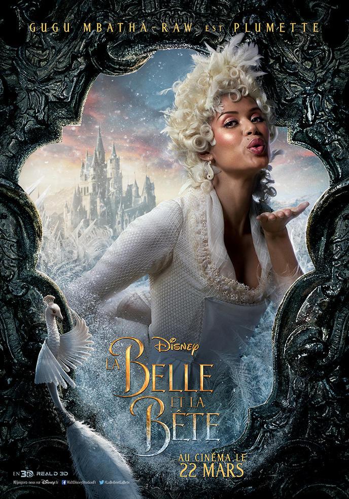 La Belle et la Bête W_labe21