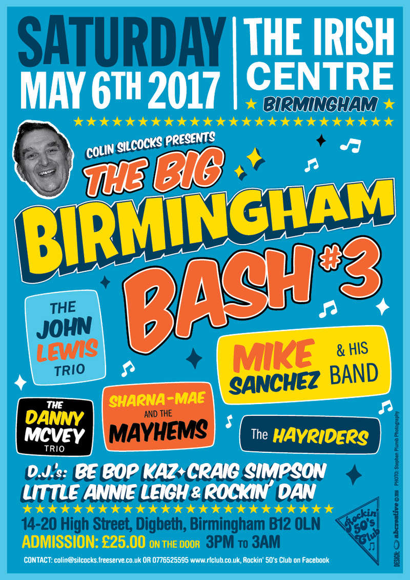 06/05/2017 The Big  Birmingham Bash #3 (England) 00000010