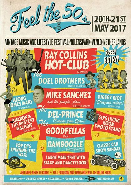 20-21/05/2017 Feel the 50's#5 (Holland) 20051710