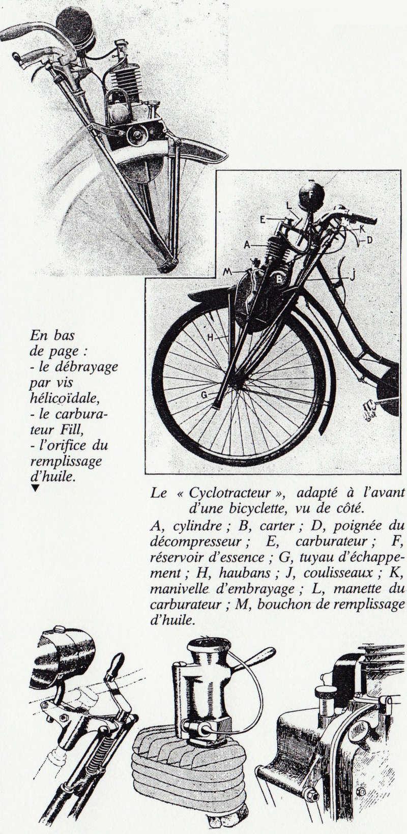 Cyclotracteur 1921. 1919_c11