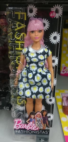 Barbie Fashionista 2016, 4 corps: Ronde, Petite, Grande ou Classique! - Page 2 Dsc_0516