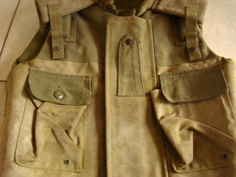 Canadian UNPROFOR Flak Jacket Fragmentation Vest Vest_k11