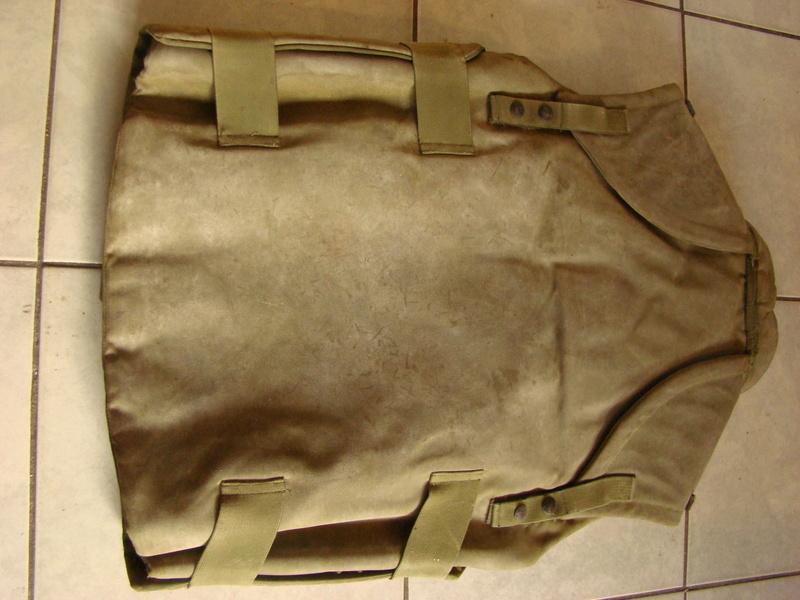 Canadian UNPROFOR Flak Jacket Fragmentation Vest Vest_k12