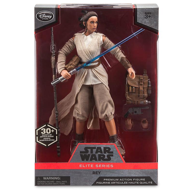 """Star Wars Disney store personaggi 10"""" con costumi di stoffa Star-w11"""