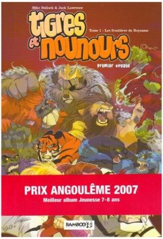 Tigres et nounours - Série [Bullock, Mike & Lawrence, Jack] Bd0110