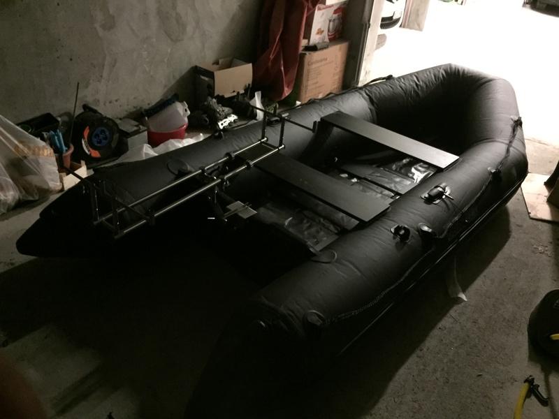 Support rod pod pour bateau. Img_3810