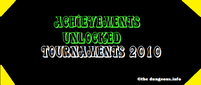 Achievenments Unlocked Touranments 2010! Sign Up Thread 12669611