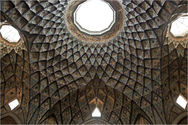 LE BAZAR DE KASHAN (IRAN) 11544512