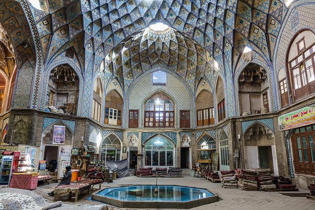 LE BAZAR DE KASHAN (IRAN) 25933511