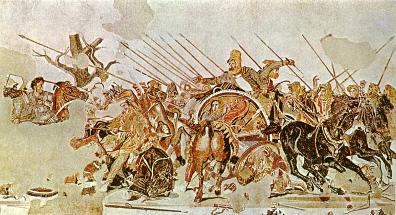 TRESORS DE POMPEI Battle11