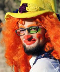 GALERIE DE PERSONNAGES ATYPIQUES - Page 5 Clown10