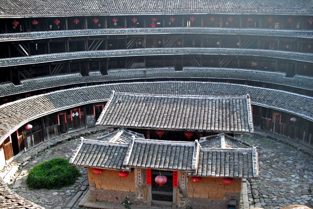 LES MAISONS RONDES DU FUJIAN Fujian10
