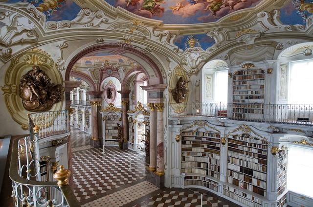 LES PLUS BELLES BIBLIOTHEQUES ET LIBRAIRIES Librar10