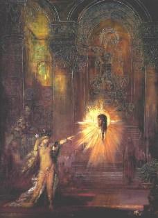 MYTHOLOGIE CHRETIENNE/ BIBLIQUE Moreau10