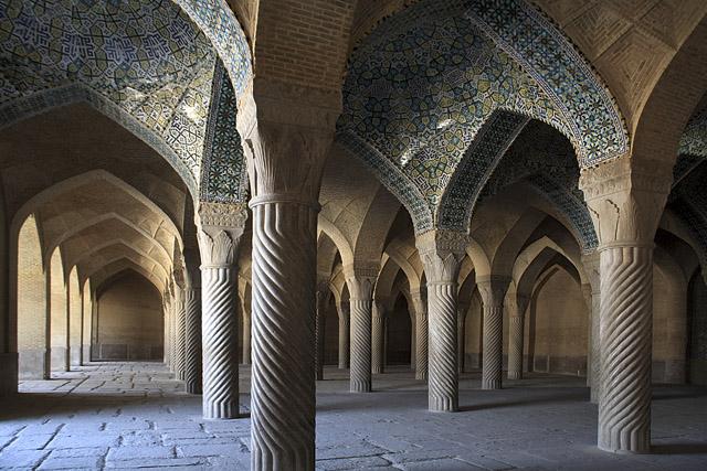 LE BAZAR DE KASHAN (IRAN) Mosque10