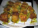 rouleaux aux courgettes et blanc de poulet. Roulea12