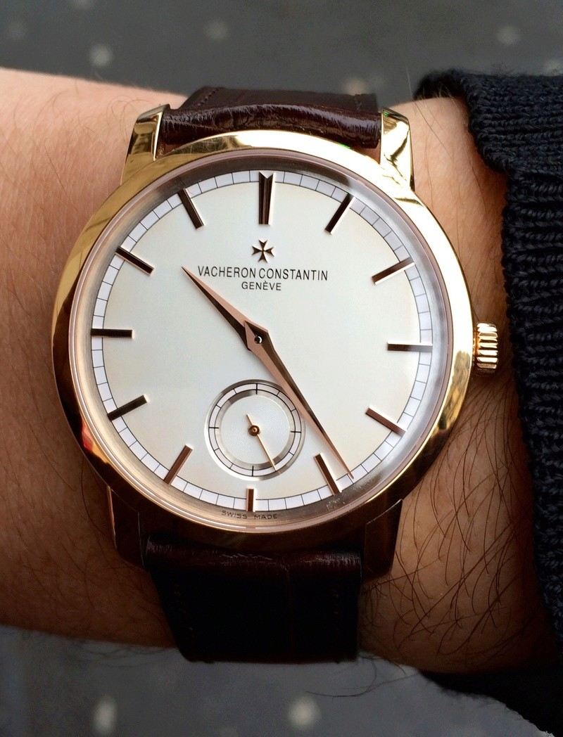 vacheron - Vacheron Constantin Patrimony Traditionnelle or rose... - Page 9 Image11