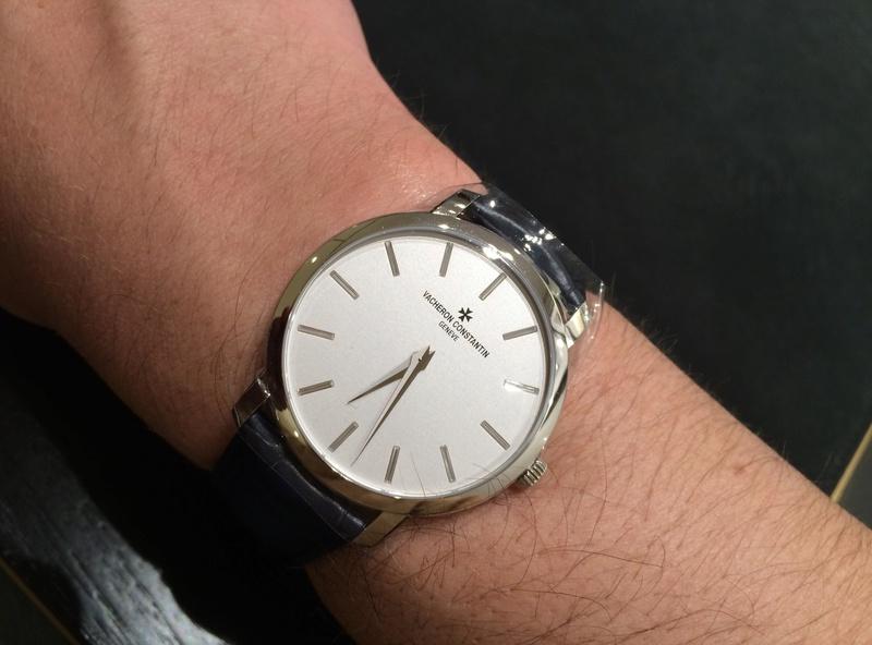 vacheron - Pour vous, quelle montre est le summum des montres ? - Page 9 Image15