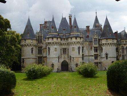 Le château de Vaux - René Sully Prudhomme  Chatea10