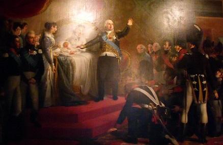La naissance du Duc de Bordeaux - Victor Hugo Duc_de11