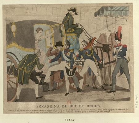 La mort du Duc de Berry - Victor Hugo Duc_de12