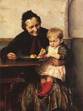 La grand-mère - Victor Hugo Grand_11