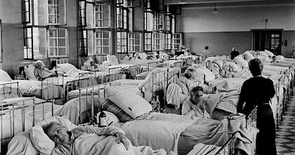 L'hospice - Emile Verhaeren Hospic10