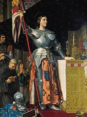La bonne Lorraine - Théodore de Banville Jeanne12
