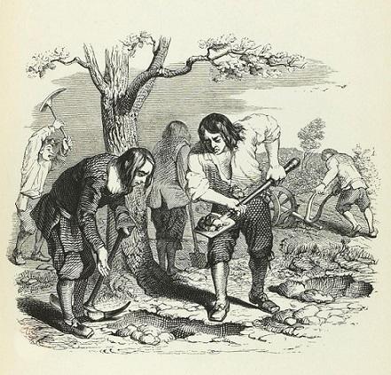 Le laboureur et ses enfants - Jean de La Fontaine Le_lab10