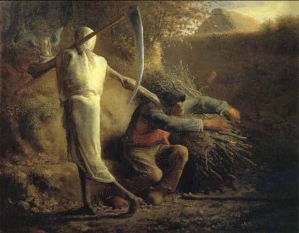 La mort dit à l'homme - Anna de Noailles Mort_d10