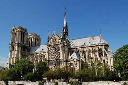 Notre-Dame de Paris - Gérard de Nerval Notre_11