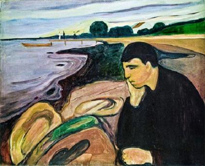 La tristesse - Alphonse de Lamartine Pourqu10