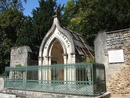 Le tombeau d'une mère - Alphonse de Lamartine Tombea10