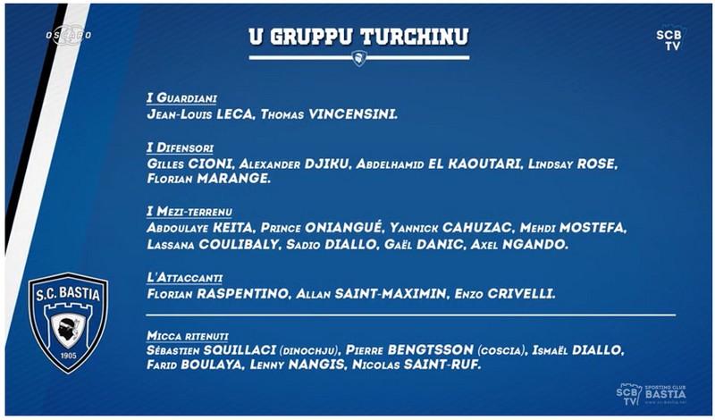 J23 / Jeu des pronos - Prono Montpellier-Bastia S92