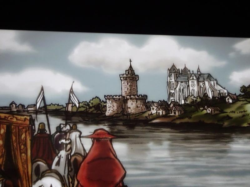 Au musée du château des ducs de Bretagne à Nantes Dsc03220
